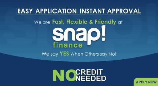 snap body shop financing